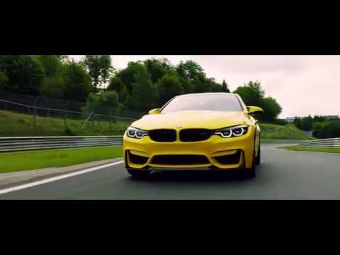 A Look at the BMW M4 CS Powered by Pennzoil? PurePlus? Technology