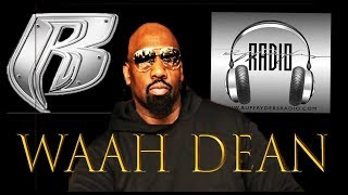 Waah Dean gives first-hand details of DMX/Jay Z battle - Ruff Ryders Radio