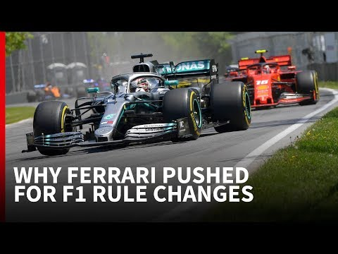 Ferrari's failed bid to have Mercedes pulled back explained