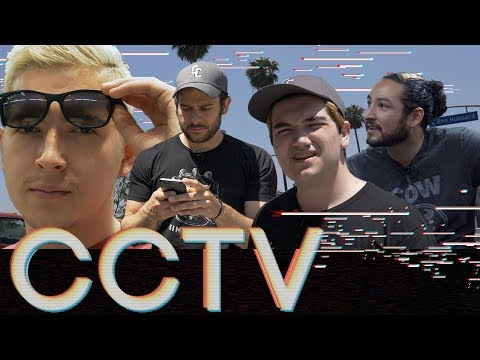 LA SUBWAY & THE SURFACE WORLD ABOVE • CCTV #4