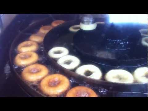 mini-donut machine PNE 2011