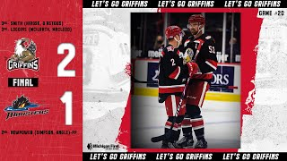 Monsters vs. Griffins | Apr. 21, 2021