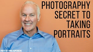 One Easy Tip to Take Better Portraits and Put People at Ease #shorts