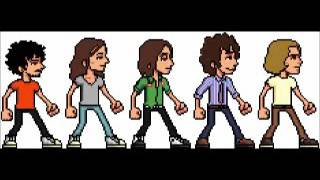 When it Started 8 bit - The Strokes (Mario paint)