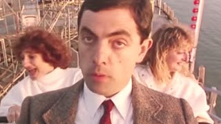 Mr. Bean | Rollercoaster | Mr. Bean Official