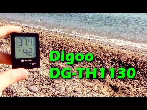 Digoo DG-TH1130 Thermometer / Hygrometer | Ψηφιακό Θερμόμετρο-Υγρόμετρο ακριβείας