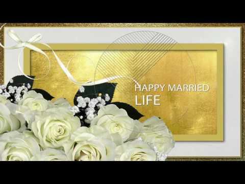 💗Happy Married Life💗#4K #WhatsApp