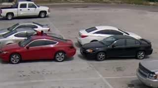 Смертельная перестрелка на парковке ресторана