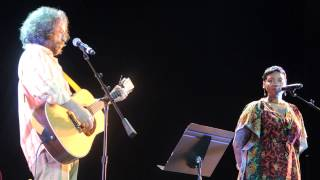 Little Person (Jon Brion cover)  — Jonathan Coulton & Jean Grae at the last concert of JoCo Cruise 5