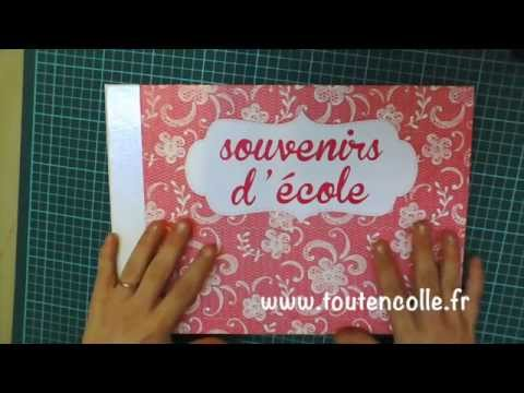 Video Toutenboite Album Souvenirs d'Ecole