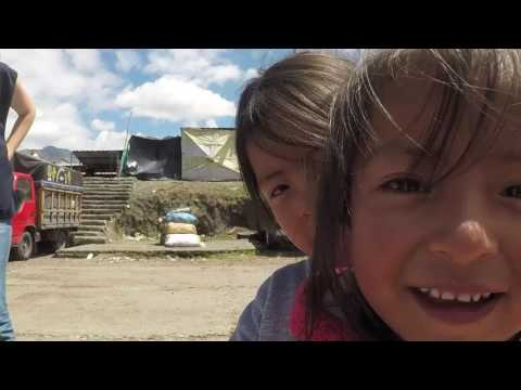 Reduce Work Hours for Ecuadorian Street Children
