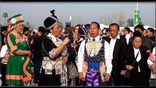 Hais Kwv Txhiaj Hauv Tshav Pob Hmong Culture New Year 12/31/ 2017