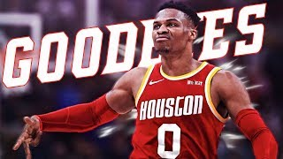 "RUSSELL WESTBROOK MIX ""GOODBYES"" 2019"