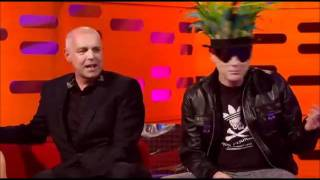 Pet Shop Boys at The Graham Norton Show, 5th November 2010