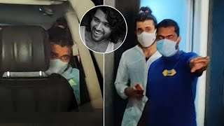 EXCLUSIVE VIDEO: Vijay Devarakonda Spotted At GYM Session In Hyderabad