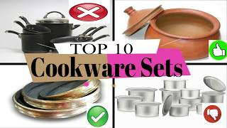 Best Cookware To Use In Kitchen||worst to best||Rated from 1 to 5||Health|Happylife