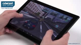 Sony Xperia Z4 Tablet im Test I Cyberport