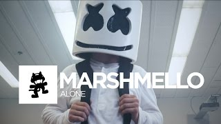 Marshmello   Alone [Monstercat Official Music Video]