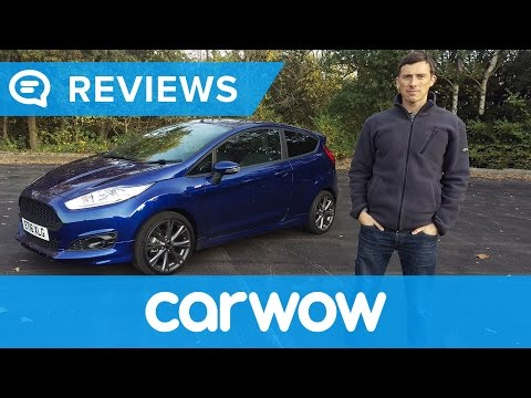 Ford Fiesta 2016 review | Mat Watson Reviews