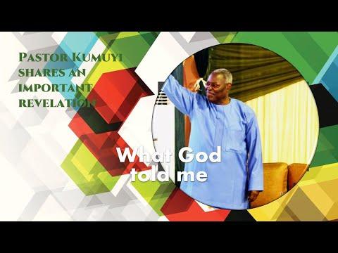 Kumuyi's Revelation