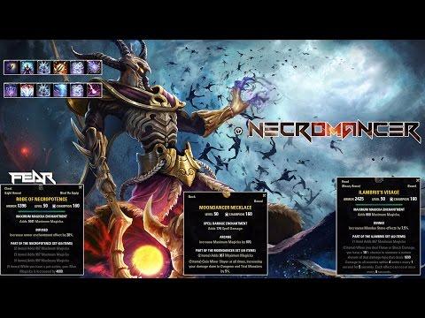 Necromancer Build Pve