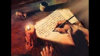 Писал поэт. Христианские стихи. Юрий Морозов.