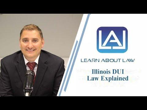 Illinois DUI Law Explained