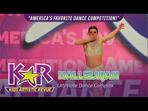 """Hallelujah"" from Ultimate Dance Complex"