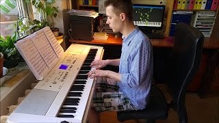 Chopin - Spring Waltz (piano cover by Toms Mucenieks)
