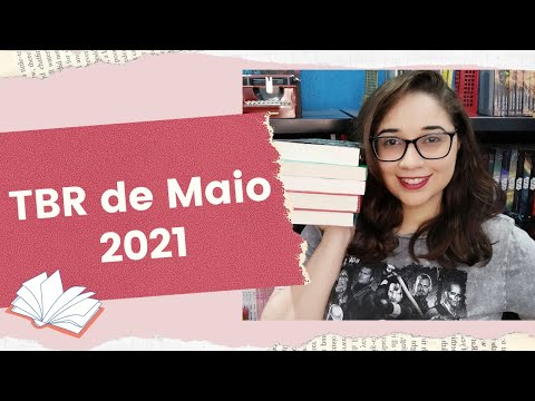 TBR DE MAIO 2021: Vamos de leituras coletivas? ? | Biblioteca da Rô