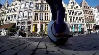Discovering Antwerp market