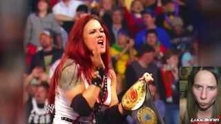 WWE Raw 2/10/14 Hall Of Fame 2014 LITA Live Commentary