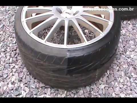 Pretinho para pneus
