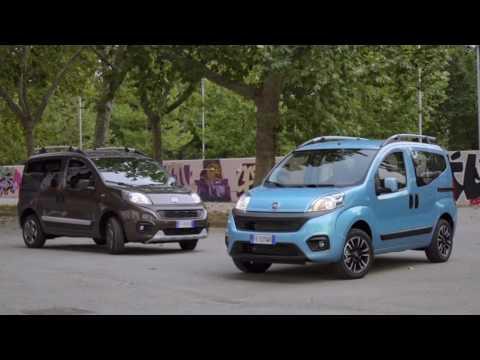 Fiat  Qubo Минивен класса M - рекламное видео 2