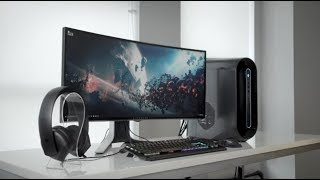 "YouTube Video Yo1vtFNIx50 for Product Dell Alienware AW3420DW 34"" Curved Gaming Monitor by Company Dell in Industry Monitors"