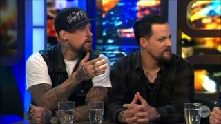 Joel & <b>Benji Madden</b> LIVE Australian Tv Interview 2692914