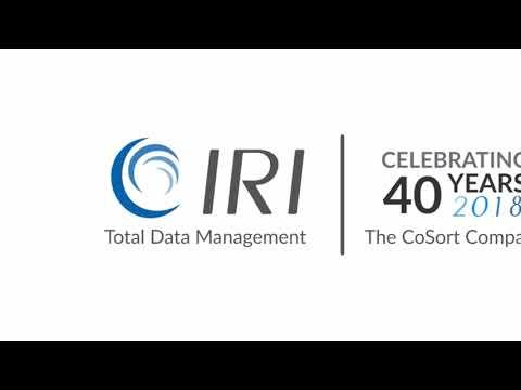 IRI Voracity für die Datenverwaltung