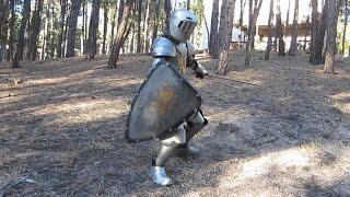 Kids Medieval Knight Homemade Halloween Costume