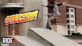 STEEZAY! Player #112 Mackenzie Hefner - Shredit Cards