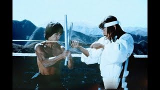 Ниндзя на великой стене  (боевик - каратэ,  Брюс Ле 1979 год)