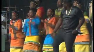 Presidential Inauguration 2014 Perf 4- Oskido, BOP, Uhuru, Candy, Busiswa, Character, Kurt Darren