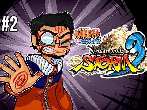 Naruto Shippuden Ultimate Ninja Storm 3 Walkthrough - Naruto