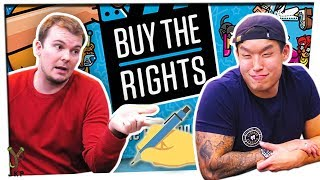 The Boys Pitch Their Movies   Buy the Rights ft. Steve Greene
