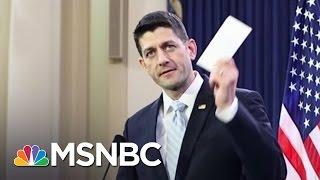New Video Raises Questions About Paul Ryan | MSNBC thumbnail