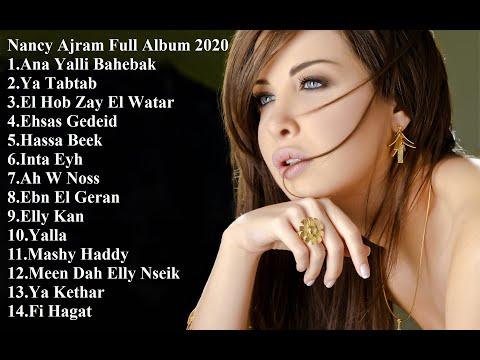 Nancy Ajram Full Album Lagu favorit saya