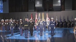 Armed Forces Farewell Tribute for Defense Secretary Ash Carter. Jan 9. 2017