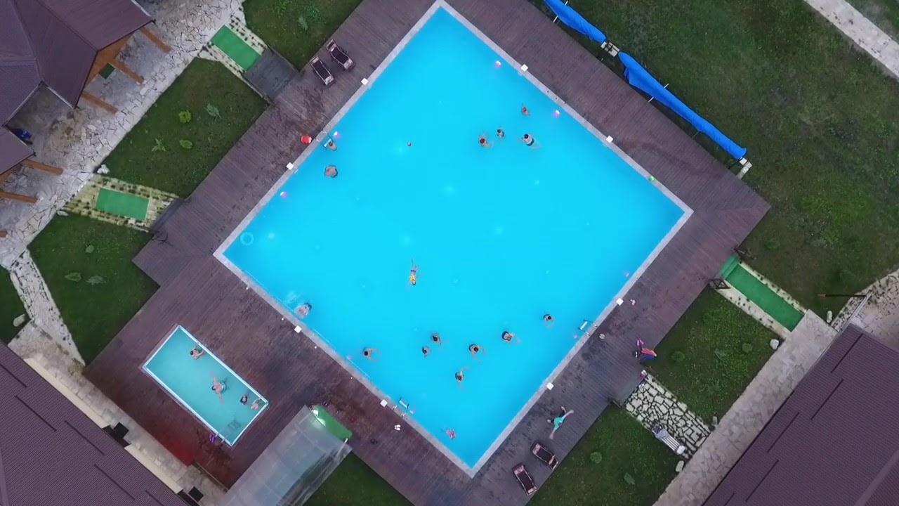 Видео в термальном спа-курорте Sofia