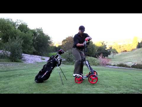 Sun Mountain Micro Cart Sport Review