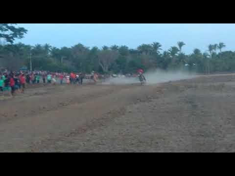 Corrida de cavalos em Bequimao MA