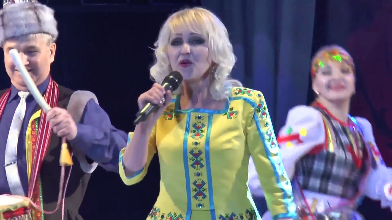 Алина Михайлова — Упăшкана юрас тесе [31.03.2018]